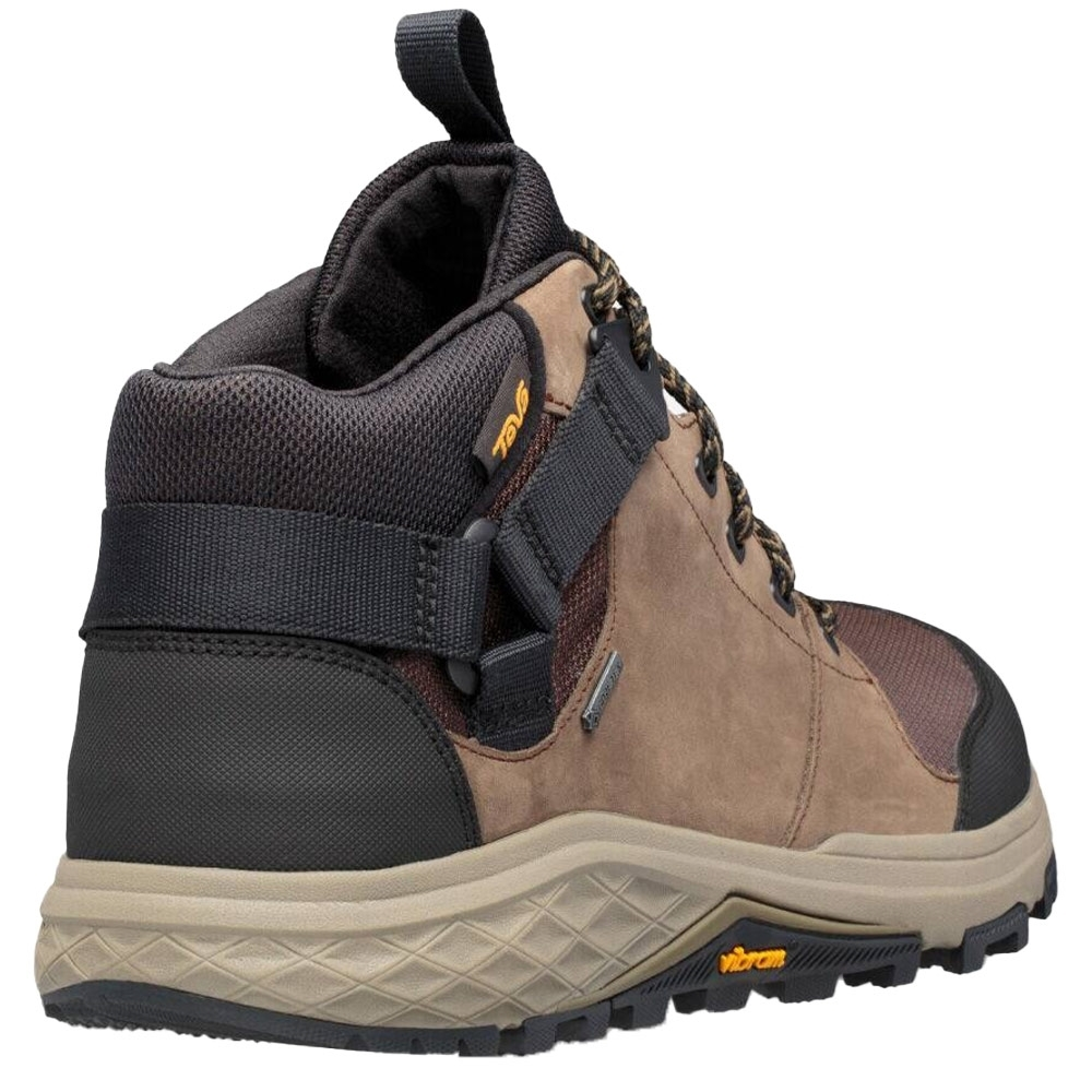 Teva Grandview Mid GTX Men's Boot - Durable water repellent non-wicking materials help keep water out