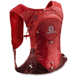 Salomon XT 6 Hydration Pack Goji Berry Madder Brown