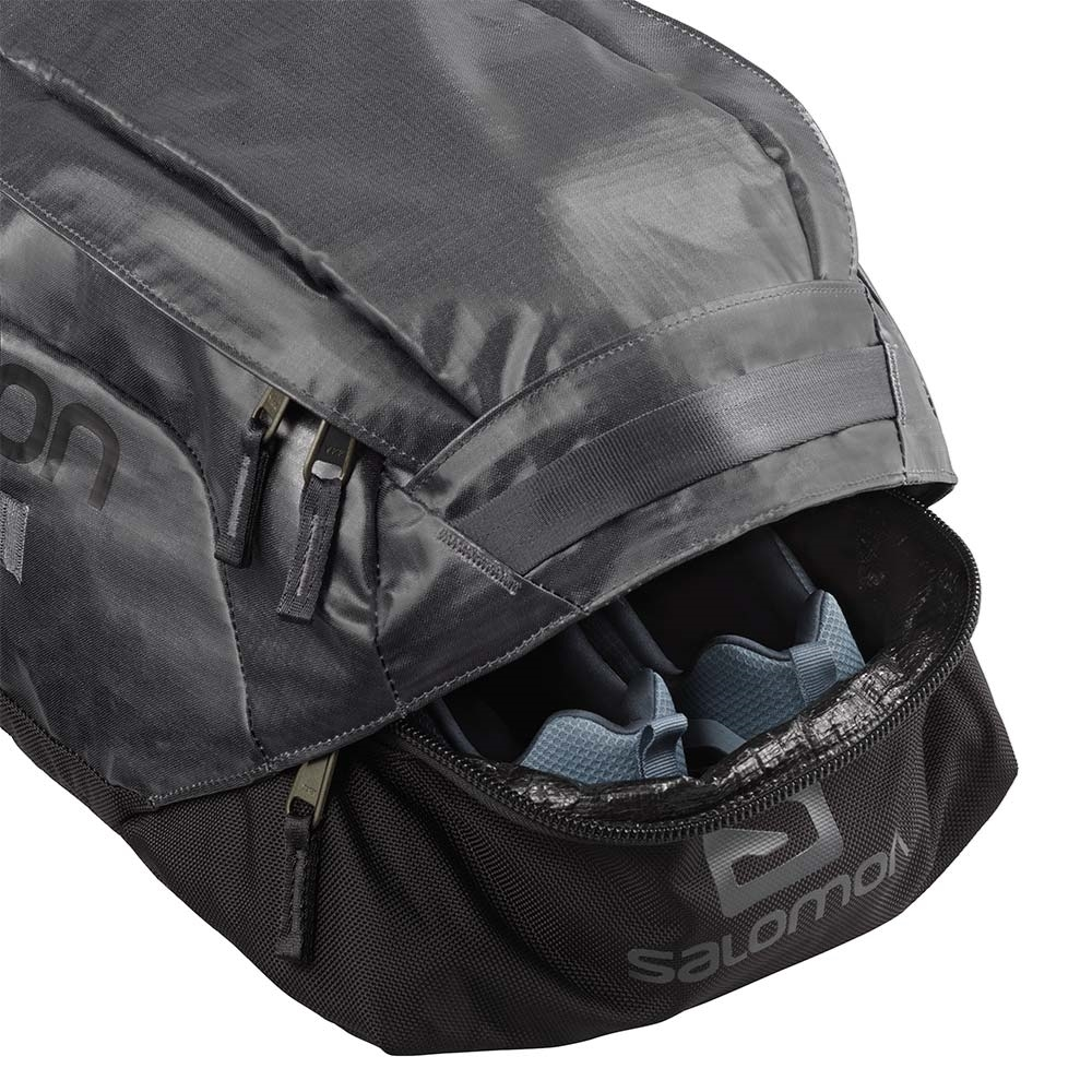 Salomon Outlife Duffel 25 - 1 external shoes zipped pocket