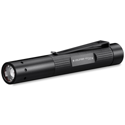 Ledlenser P2R Core Rechargeable Pen Lamp - Significant light output in a compact housing