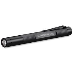 Ledlenser P4R Core Rechargeable Pen Light - Significant light output in a compact housing