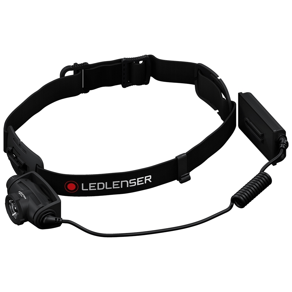 Ledlenser H5 Core Battery Operated Headlamp - Ledlenser Connector - standardised interface that offers connection to various accessories