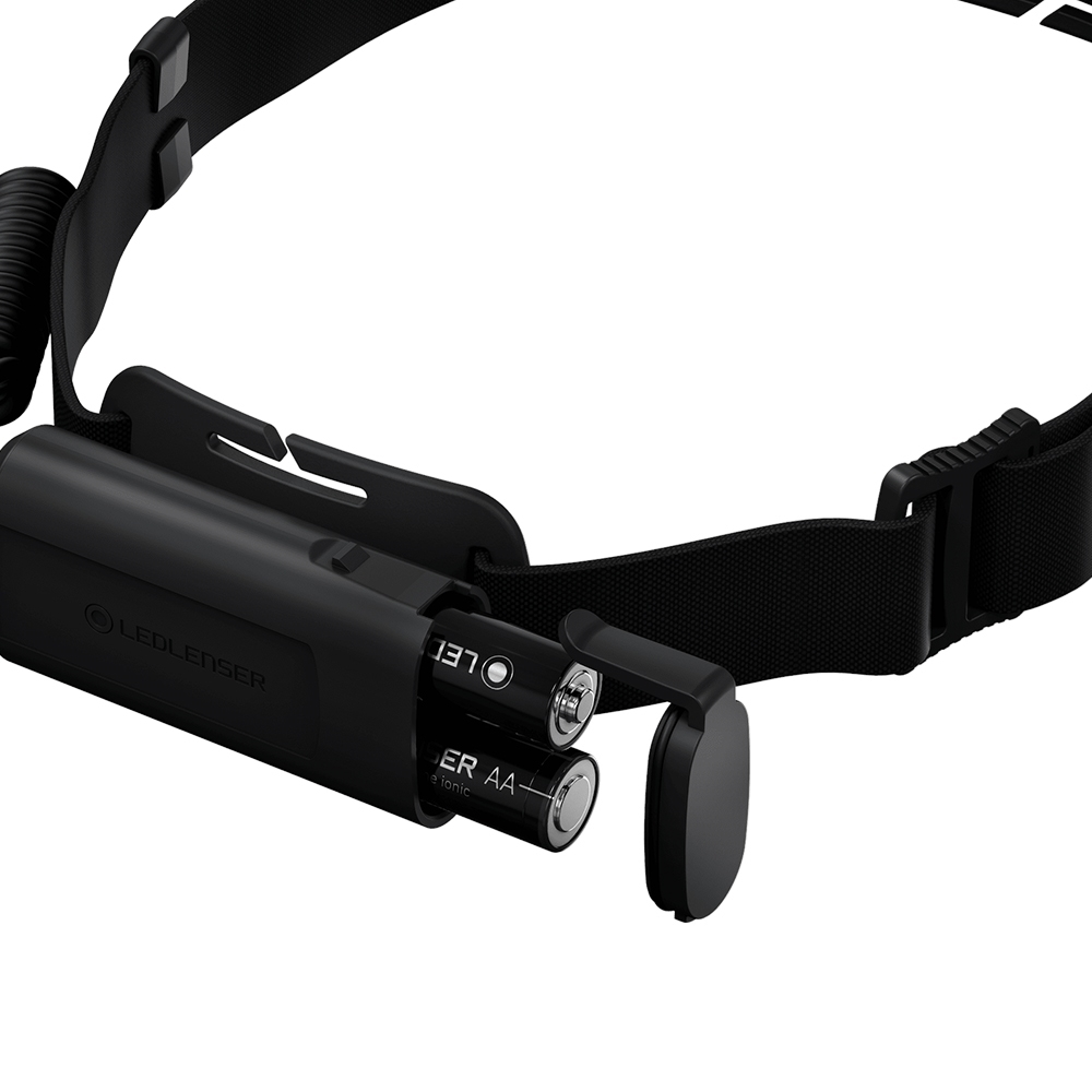 Ledlenser H5 Core Battery Operated Headlamp - Compatible with AA or NiMH batteries