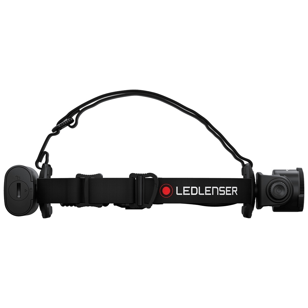 Ledlenser H15R Core Rechargeable Headlamp - Featuring Flex Sealing Technology, which provides IP67 rating