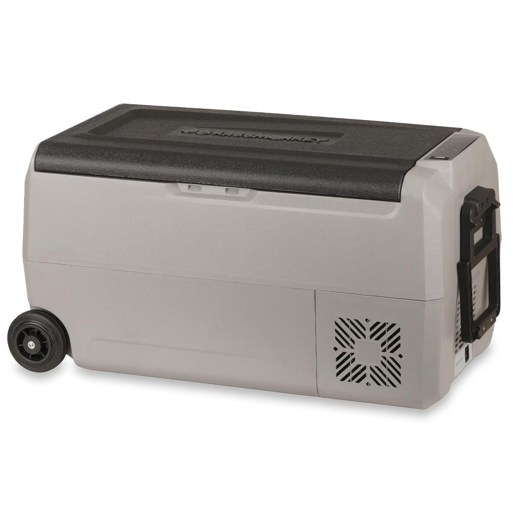 Brass Monkey36L Dual Zone Fridge/Freezer GH1640 - Dual fridge and freezer zones
