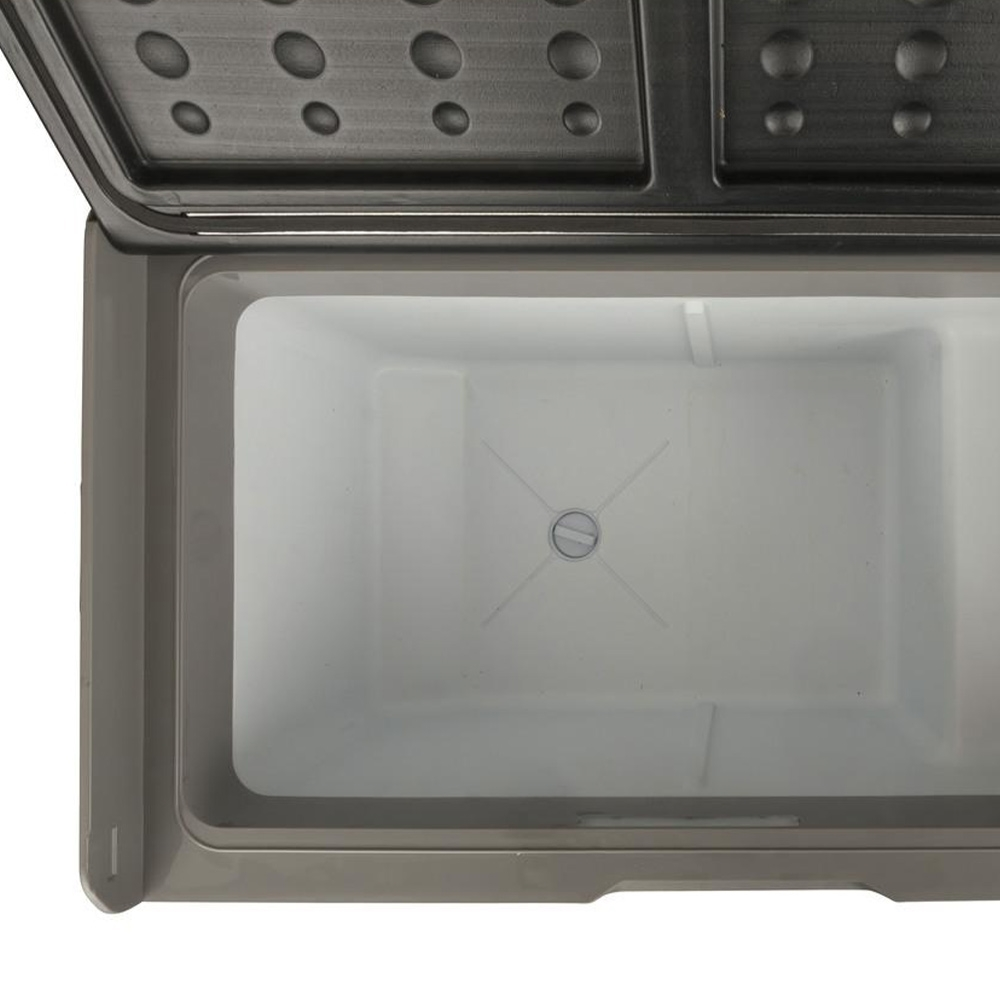 Brass Monkey36L Dual Zone Fridge/Freezer GH1640 - Removable divider allows you to operate the fridge as a large single zone or two smaller zones