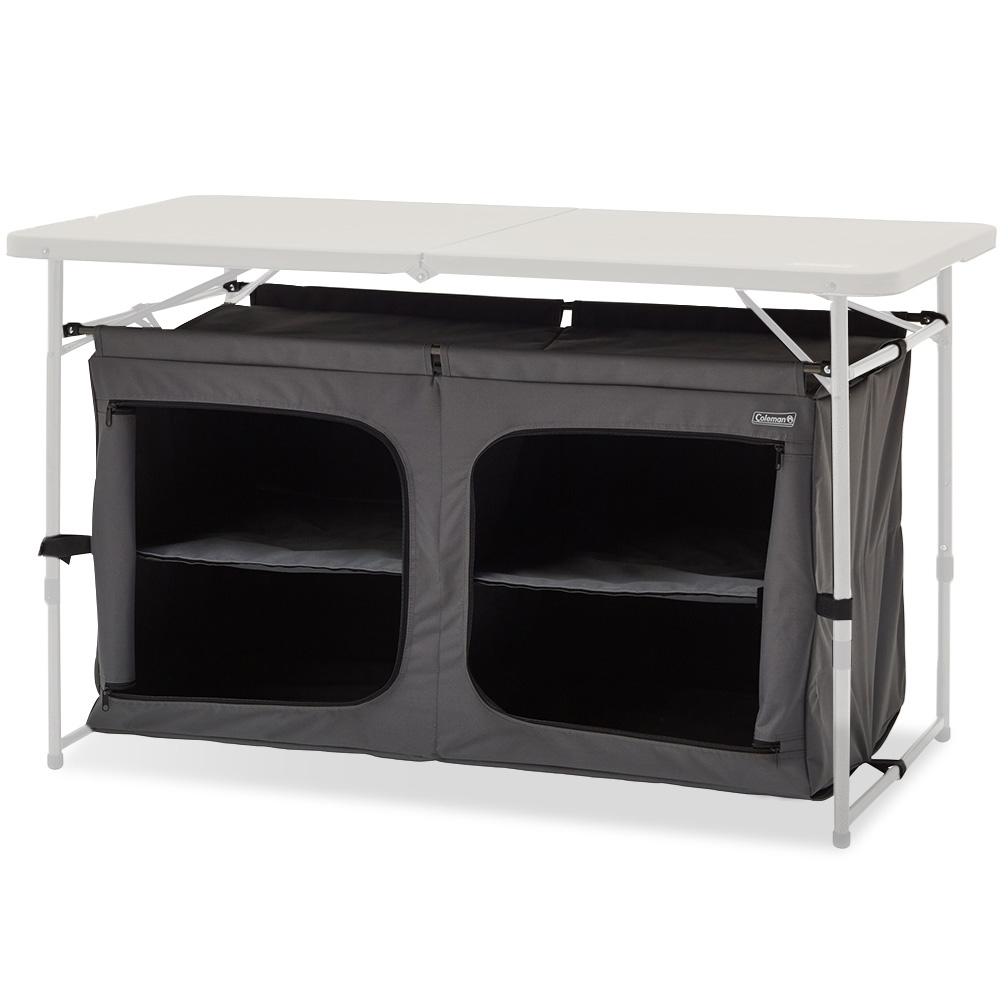 Coleman Clip-In Double Camp Cupboard