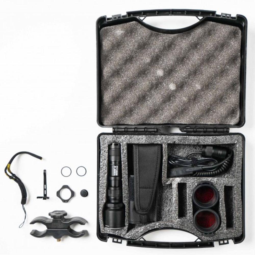 Nitecore MH25GT Hunting Flashlight Kit