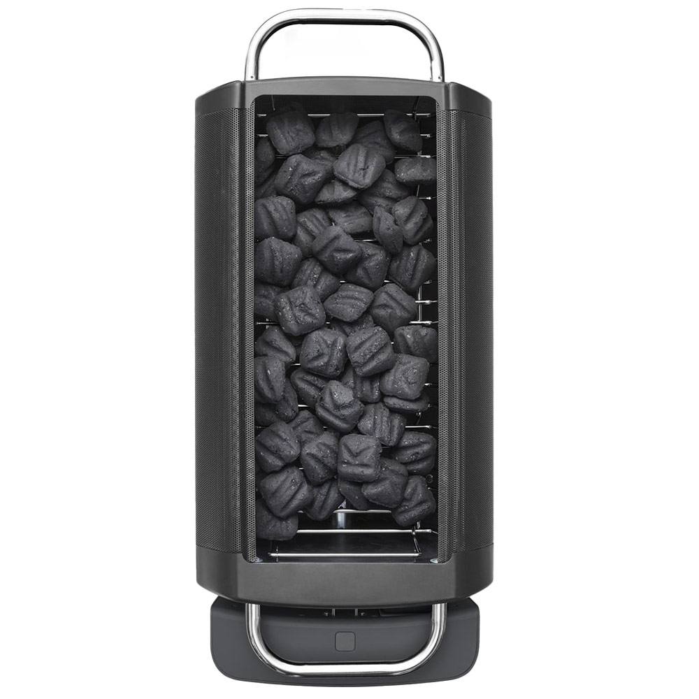 Biolite FirePit+ - Add charcoal to transform it from a fire pit to a portable hibachi-style grill