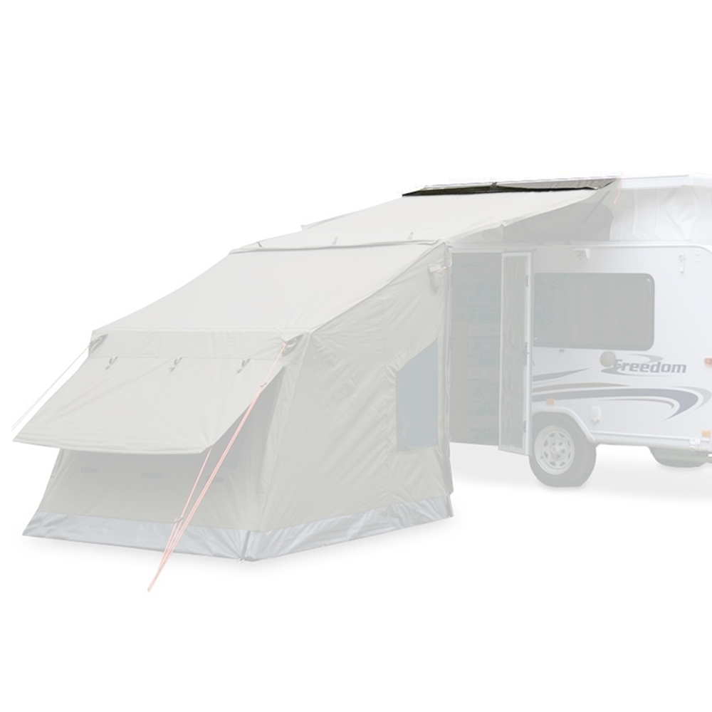 Oztent RV Caravan and Sail Track Connector