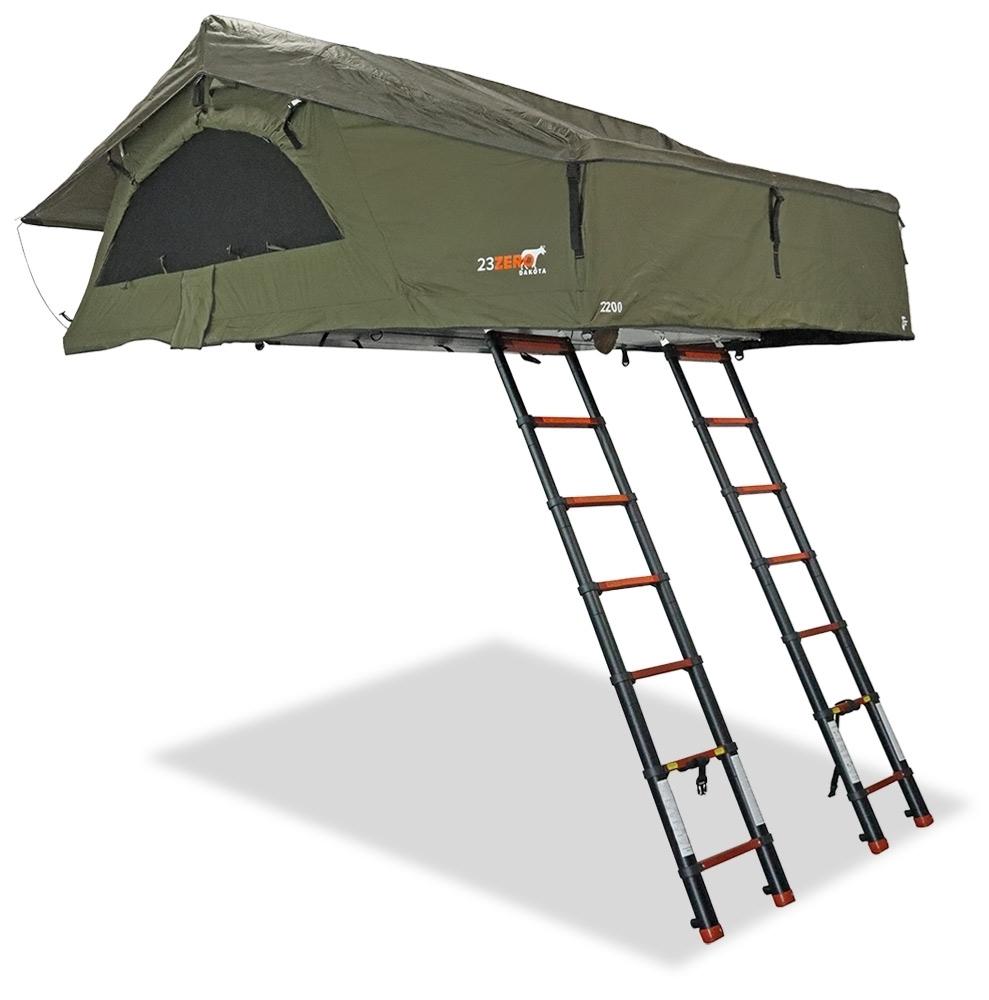 23ZERO Dakota 2200 Rooftop Tent with LST
