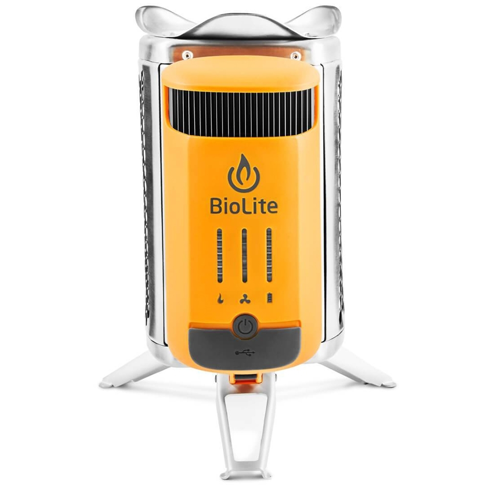 BioLite CampStove 2+ - Charge phones, lights, and more with 3W of power