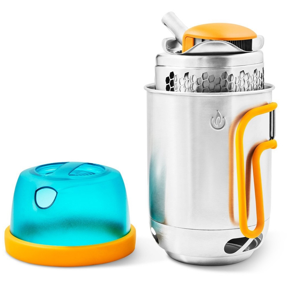 BioLite CampStove KettlePot - Doubles as a carrying case for the BioLite CampStove