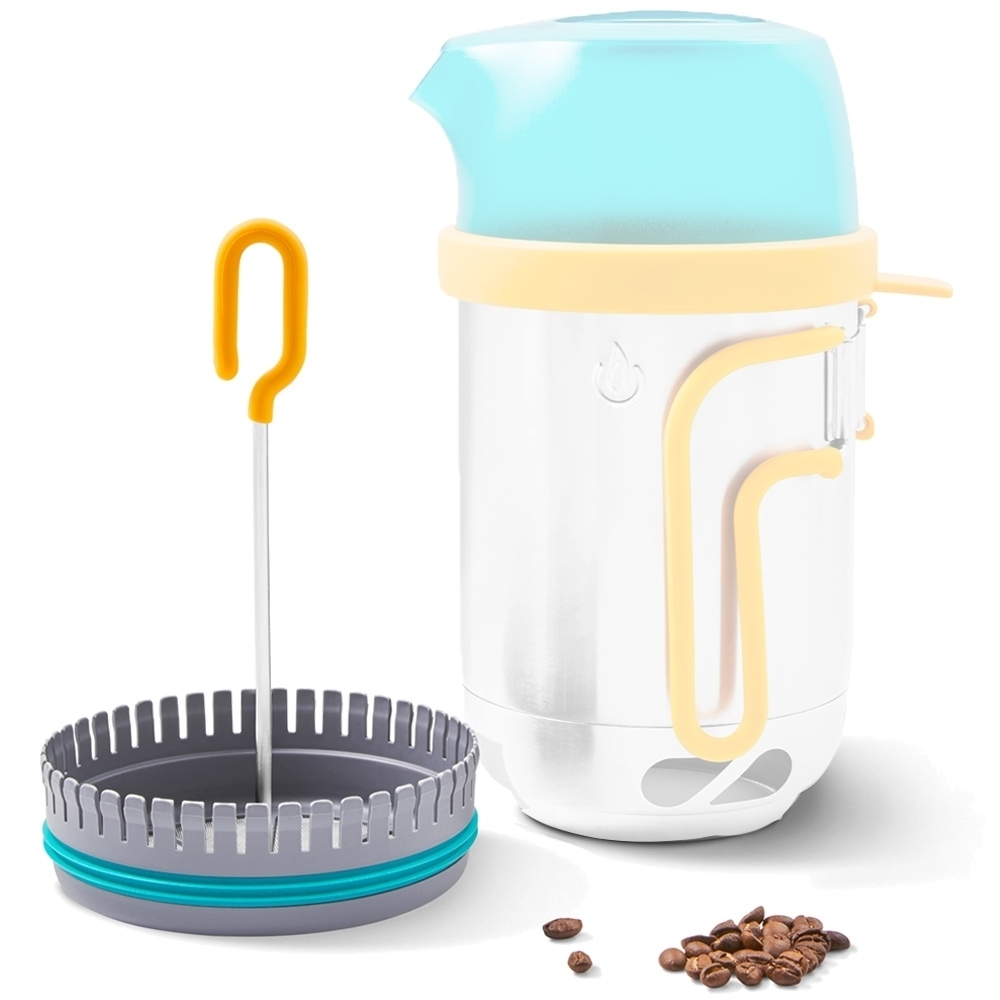 BioLite KettlePot CoffeePress - Designed for use with KettlePot