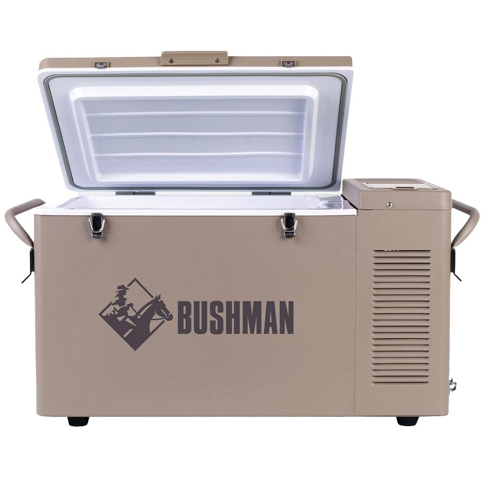 Bushman 35-52L Portable Fridge Freezer