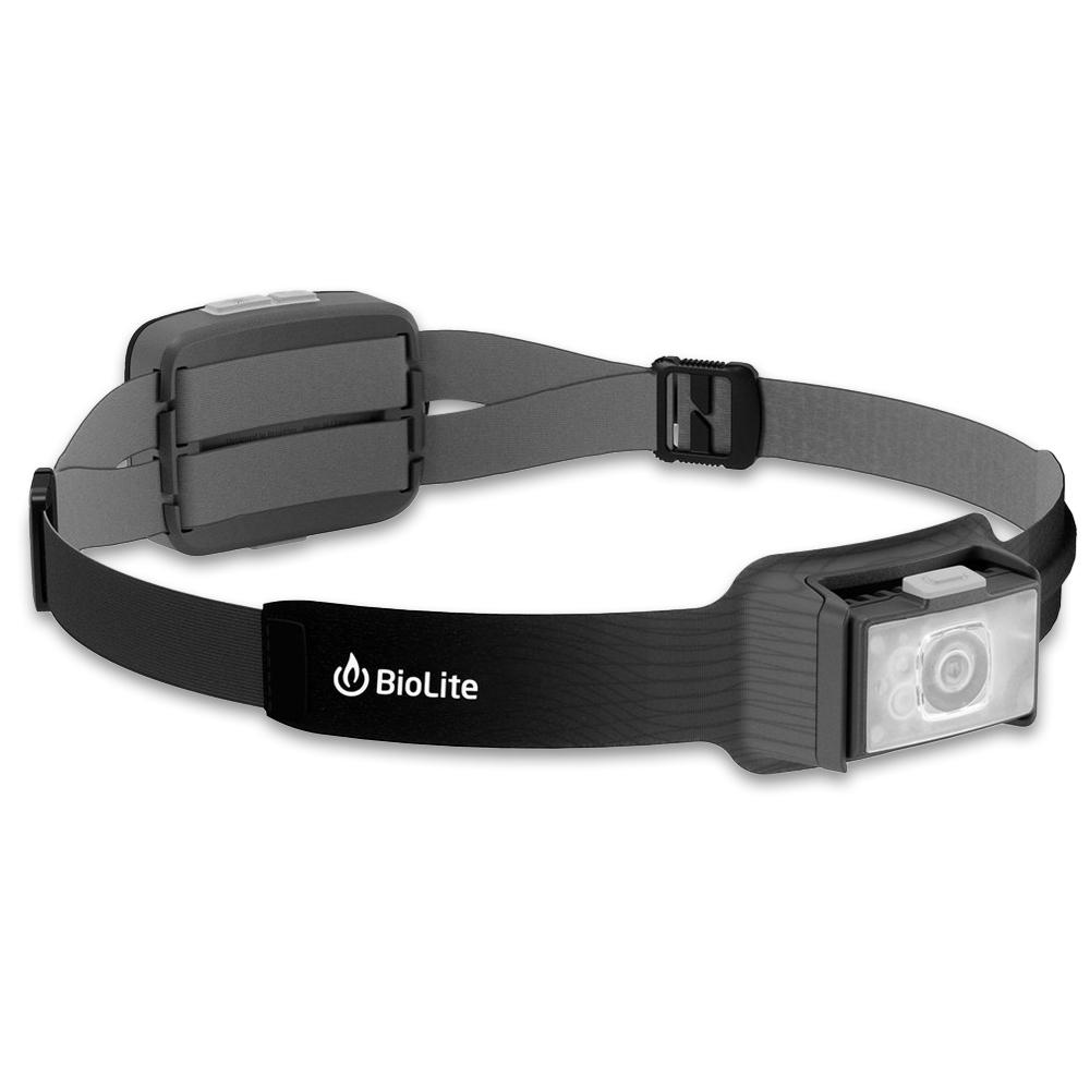 BioLite HeadLamp 750 Midnight Grey