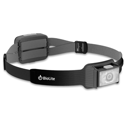 BioLite HeadLamp 750 Midnight Grey