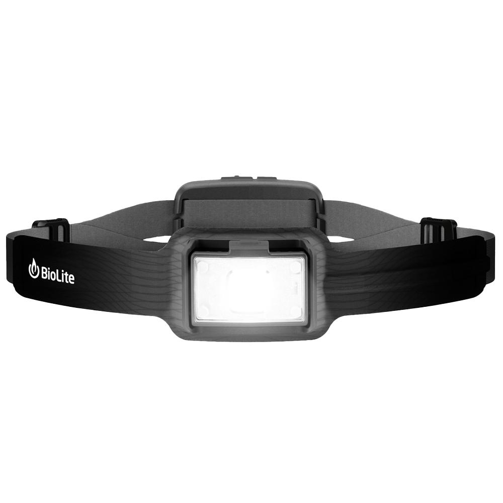 BioLite HeadLamp 750 - Max output of 750 lumens