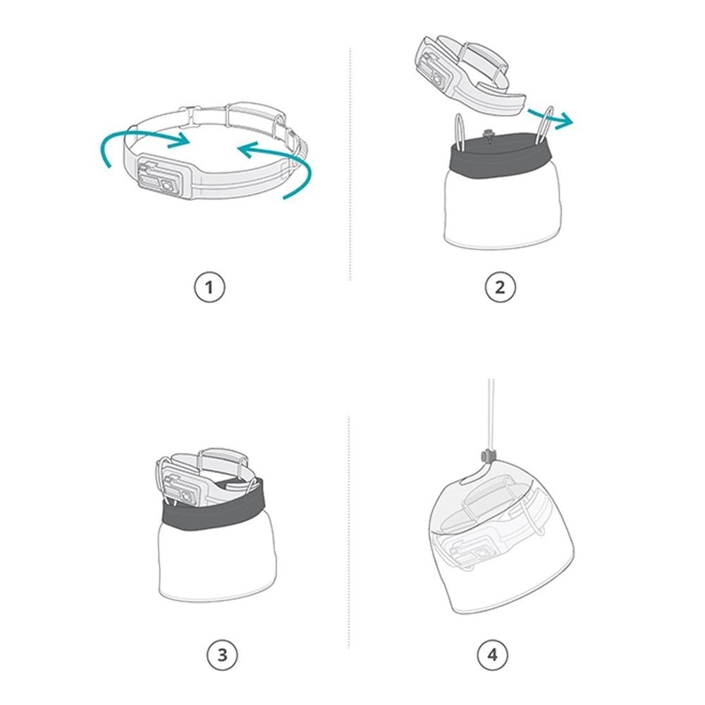 BioLite Light Diffusing Stuffsack - Instructions