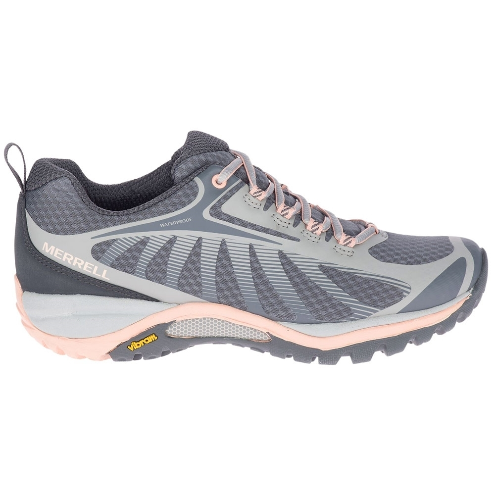 Merrell Siren Edge 3 WP Wmn's Shoe - M Select™ DRY BARRIER impermeable membrane for breathable protection
