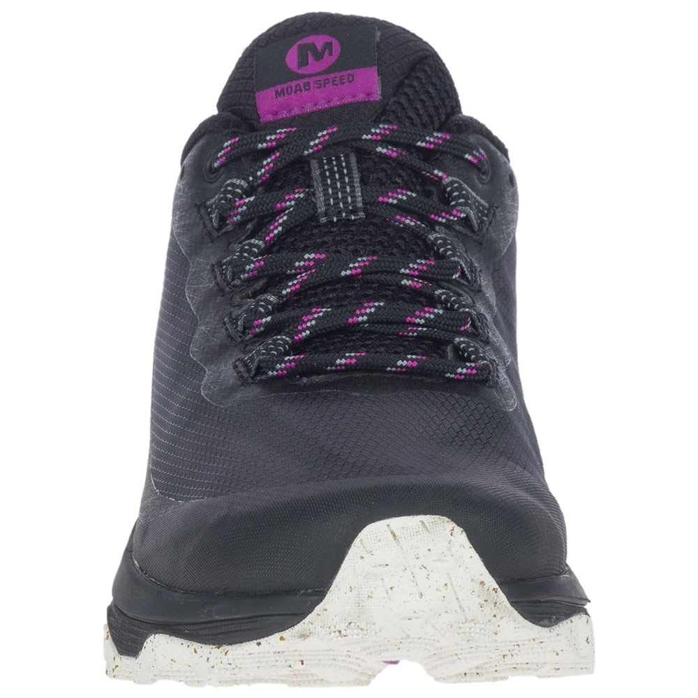 Merrell Moab Speed GTX Wmn's Shoe - 100% recycled laces