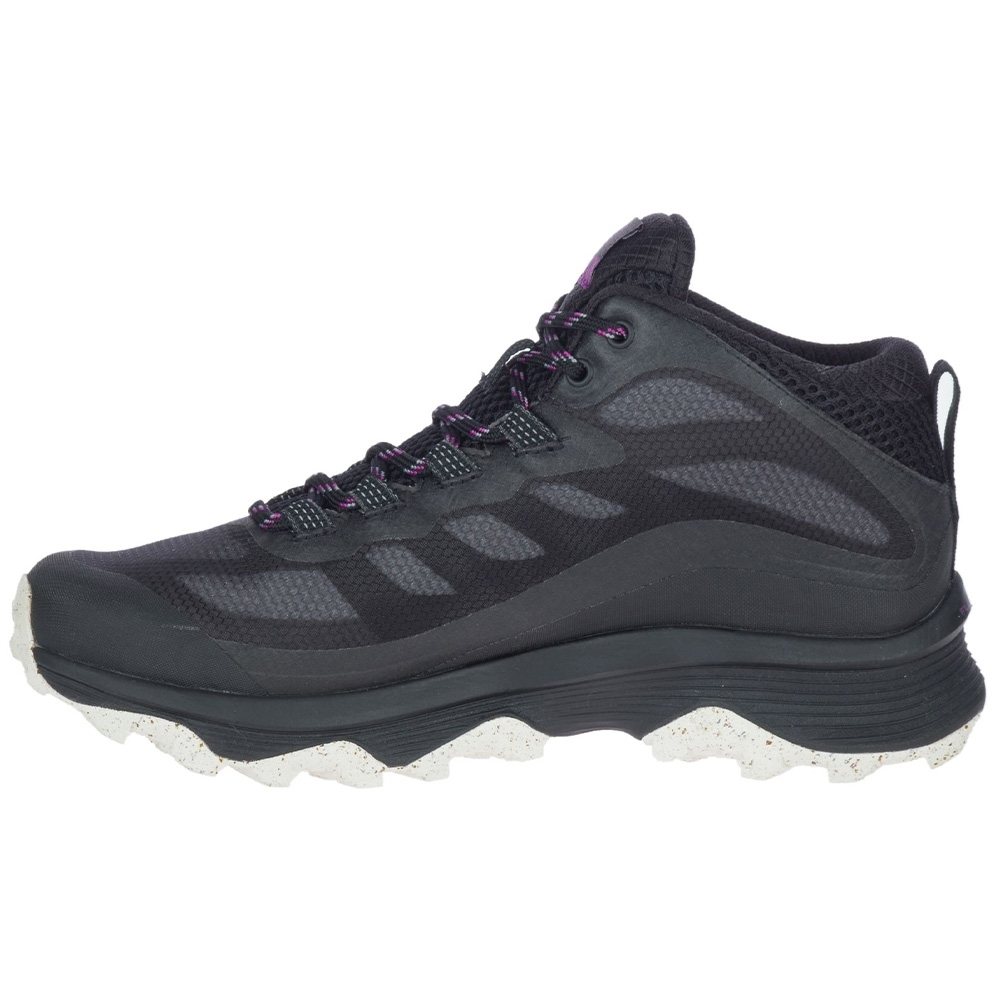 Merrell Moab Speed Mid GTX Wmn's Boot - Mesh and TPU upper