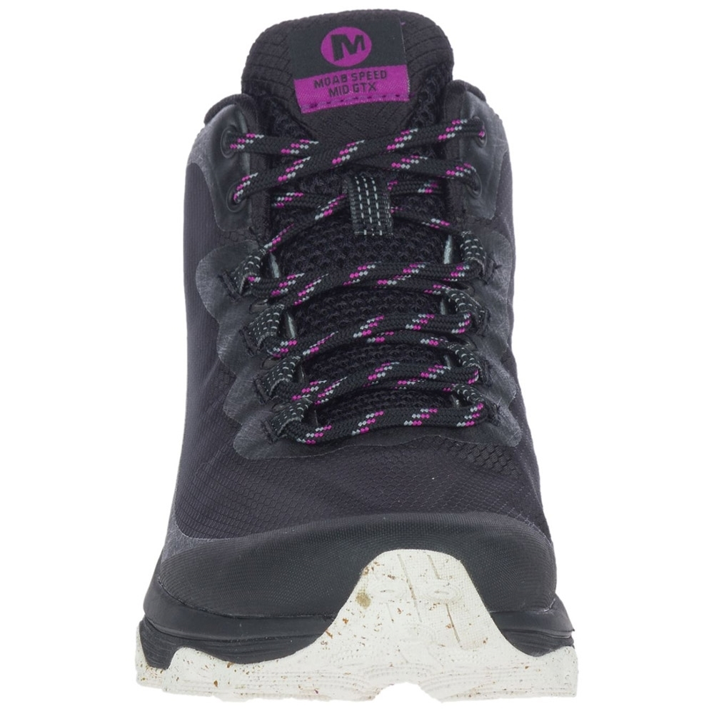 Merrell Moab Speed Mid GTX Wmn's Boot - 100% recycled laces