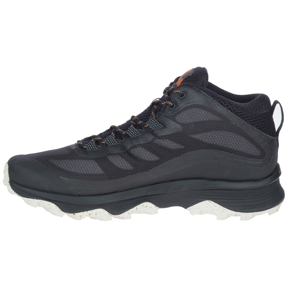 Merrell Moab Speed Mid GTX Men's Boot - Mesh and TPU upper