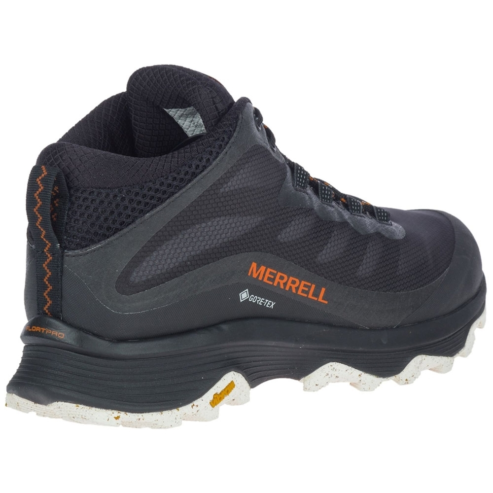 Merrell Moab Speed Mid GTX Men's Boot - Recycled laces, lining and footbed