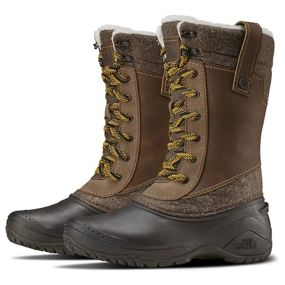 The North Face Shellista III Mid Wmn's Boot - Cold-weather protection