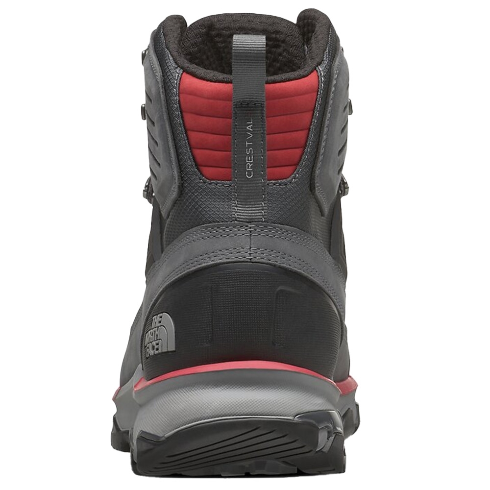 The North Face Crestvale FUTURELIGHT Men's Boot - CRADLE™ heel-stability technology