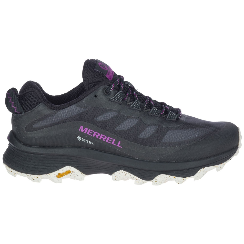 Merrell Moab Speed GTX Wmn's Shoe - Exceptional breathability and waterproof performance