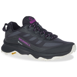 Merrell Moab Speed GTX Wmn's Shoe Black