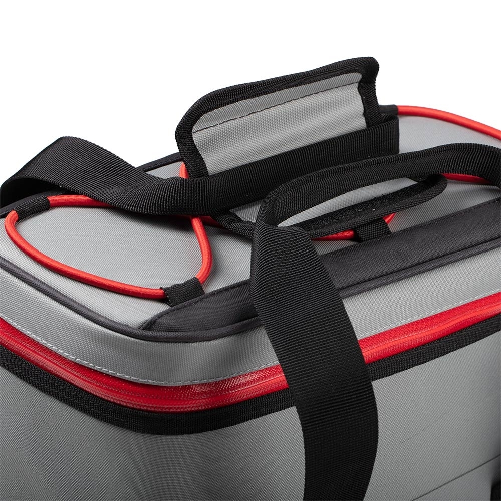 Coleman 24 Can Backpack Premium Performance Soft Cooler - Durable fabric exterior