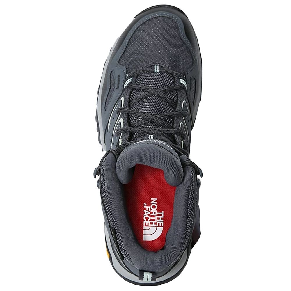 TNF Hedgehog Mid FL Wmn's Boot - OrthoLite® X35™ Hybrid™ footbed made with 5% recycled rubber content