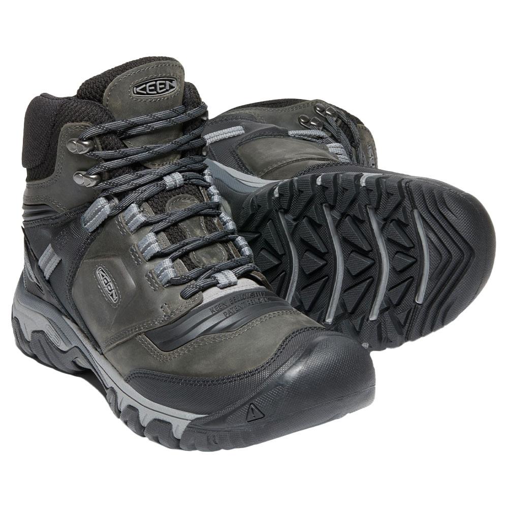 Keen Ridge Flex Mid WP Men's Boot - KEEN.DRY waterproof, breathable membrane