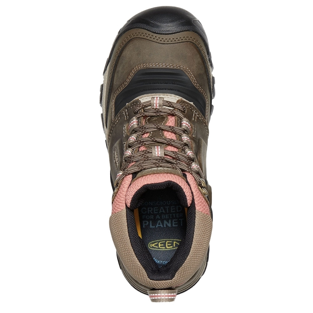 Keen Ridge Flex Mid WP Wmn's Boot - Removable PU insole for long-lasting comfort