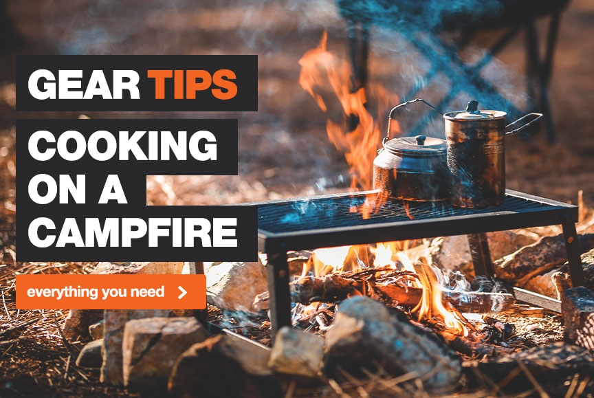 Best prices in Australia on Campfire Cooking Equipment