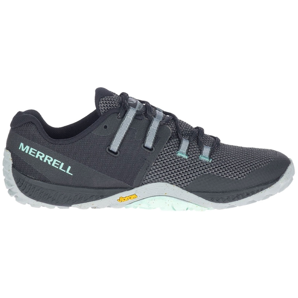 Merrell Trail Glove 6 Wmn's Shoe - Minimalist shoe designed to mimic the shape of the human foot
