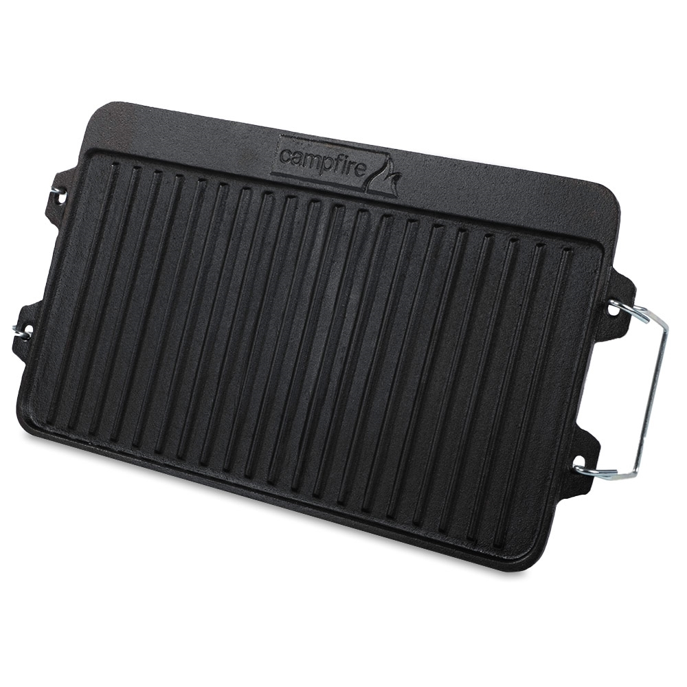 Campfire 3 Burner Gas Cooker Plate - Grill plate