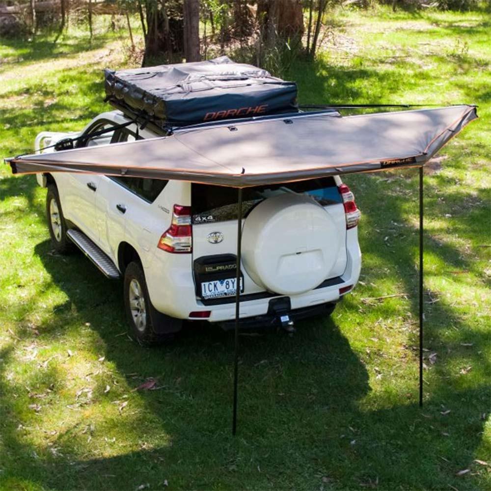 Darche Eclipse 180 Versatile Awning - rear mount