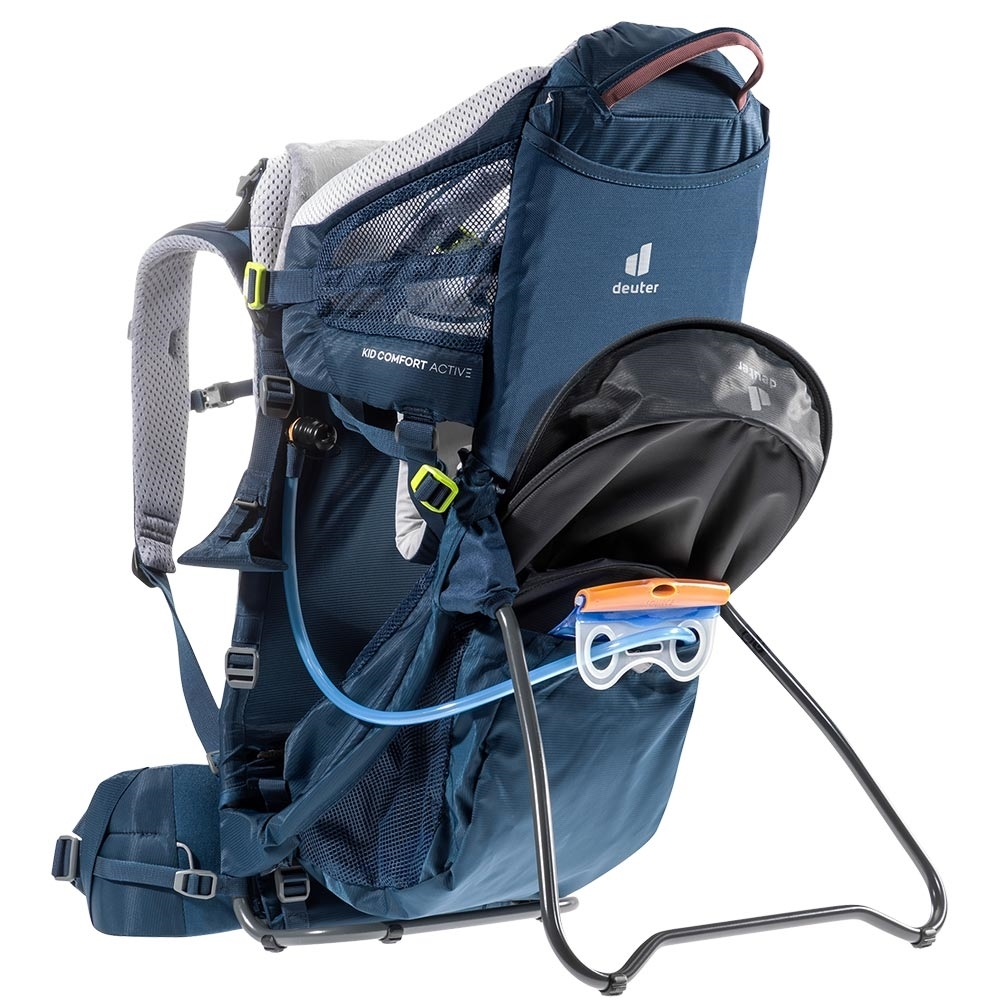 Deuter Kid Comfort Active Child Carrier - Hydration system compatible with optional Sun Roof