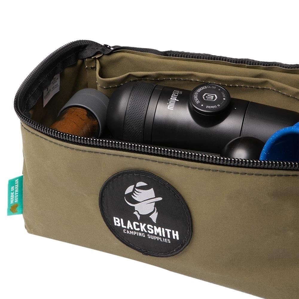 Blacksmith Camping Supplies Australian Made Coffee Kit Bag