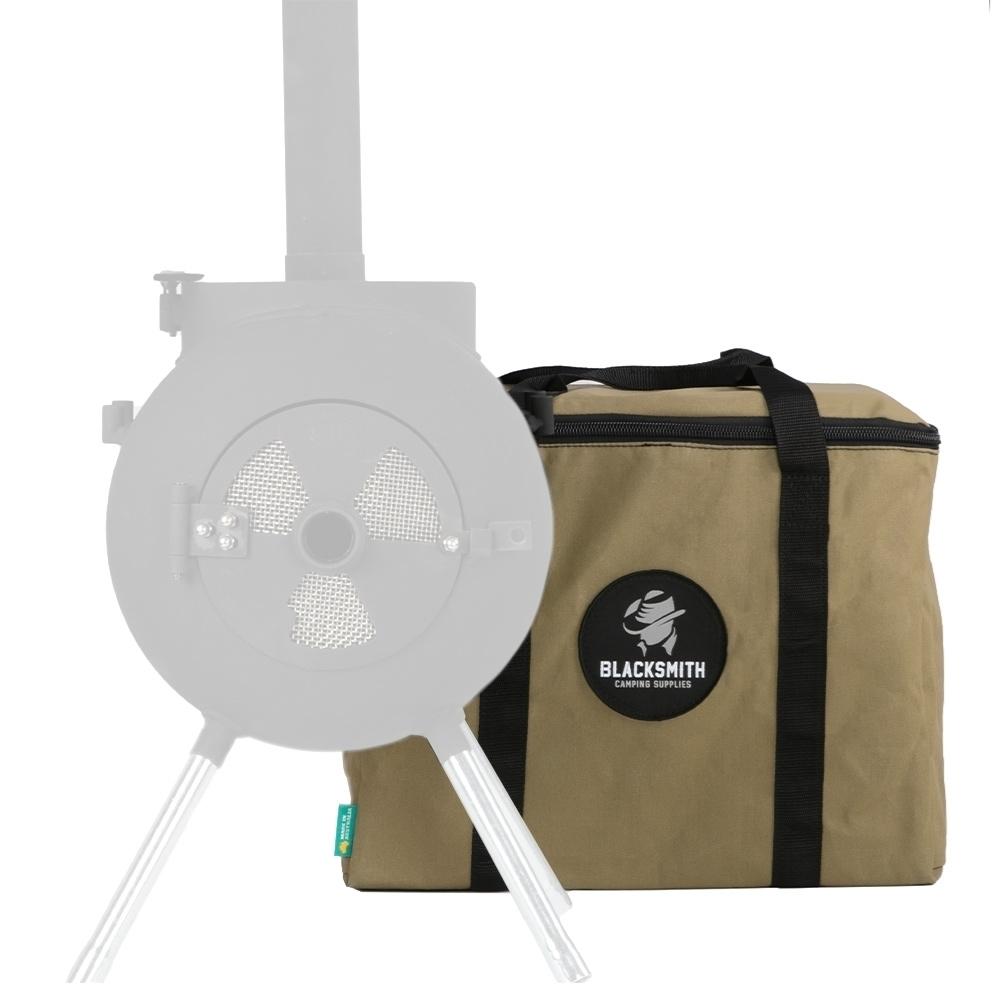 Blacksmith Camping Supplies Australian Made Ozpig Cooker Heater Bag