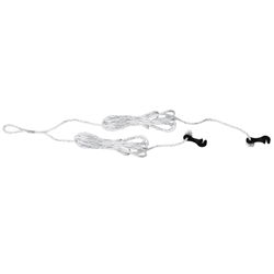 OZtrail Double Guy Rope 6mm Solid Slider