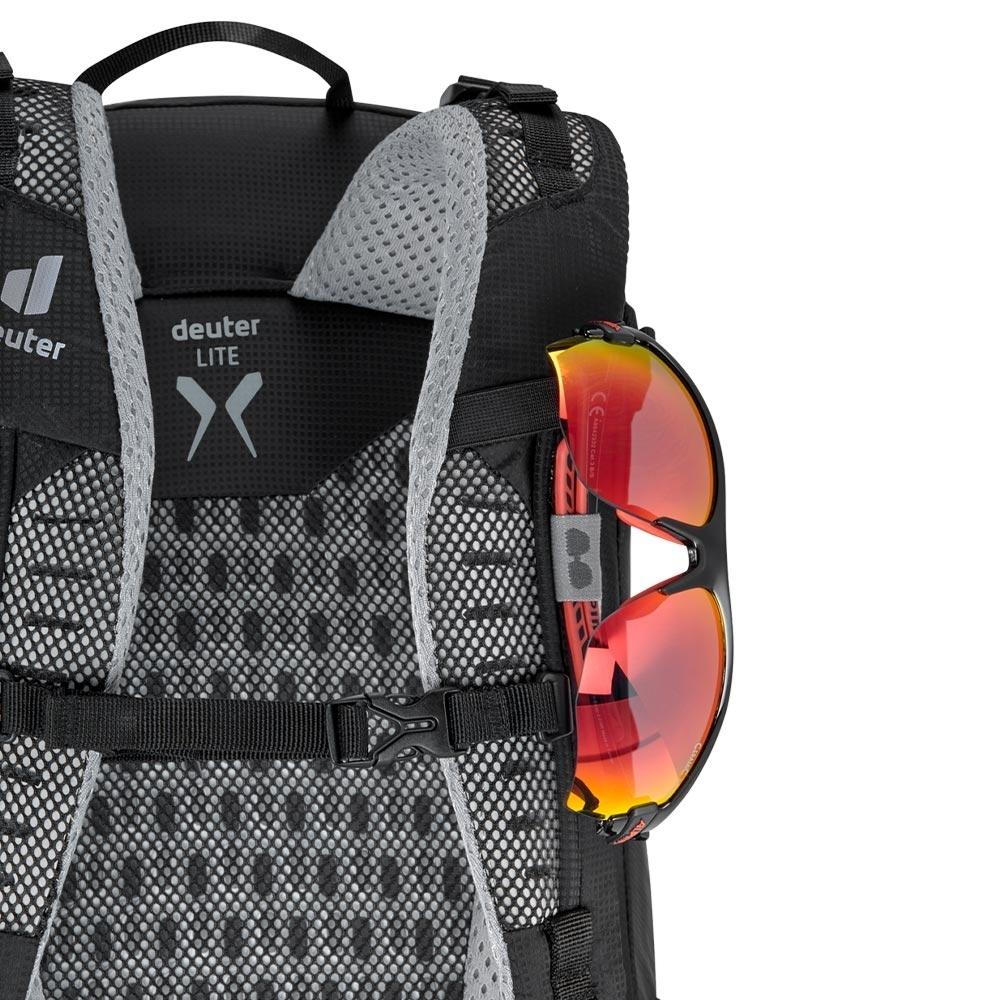 Deuter Speed Lite 24 Hiking Backpack - Glasses holder on shoulder strap