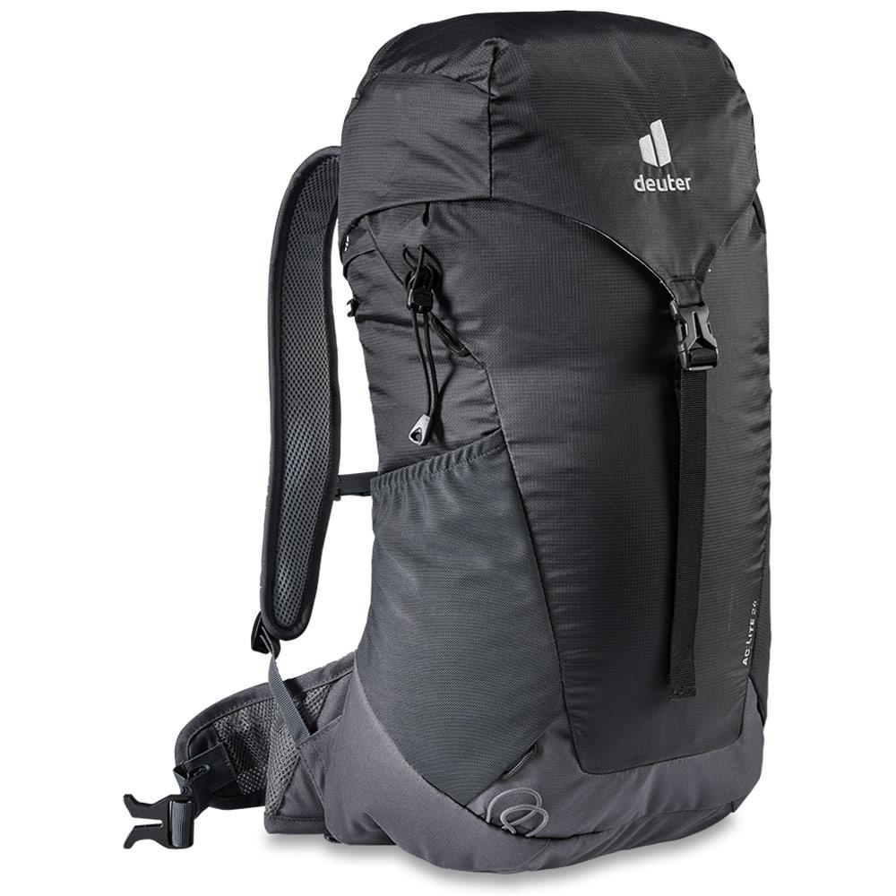Deuter AC Lite 24 Hiking Backpack Black Graphite