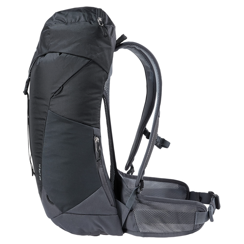 Deuter AC Lite 24 Hiking Backpack - Padded hip belt