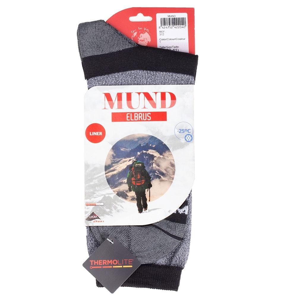 MUND Elbrus Thermolite Liner Sock