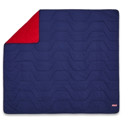 Coleman Outdoor Blanket Double - Quilted construction
